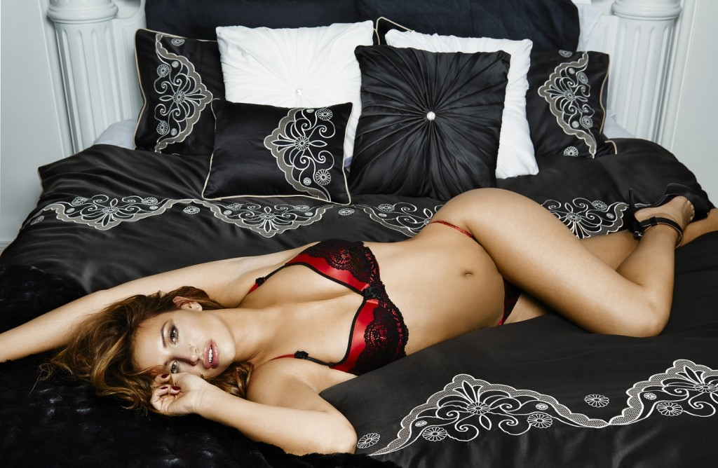 Ferne McCann – The New Face (and body) of By Caprice Lingerie and Home  55a112d73